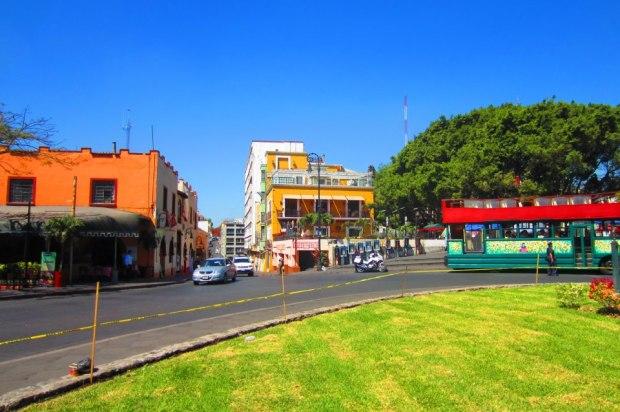 A view of a Market in Cuernavaca. Photo by Kirsten Fenn