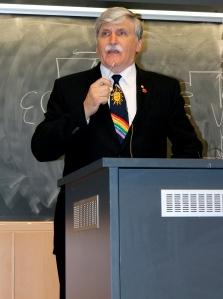 Senator Roméo Dallaire