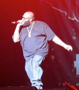 Rick Ross performs at a concert in 2011. Photo by Michael Williams