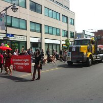 Support for Ottawa's sex workers. Photo by Brianna Harris