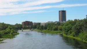 Carleton University. Photo provided by Peregrine981.