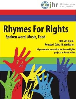 Rhymes for Rights