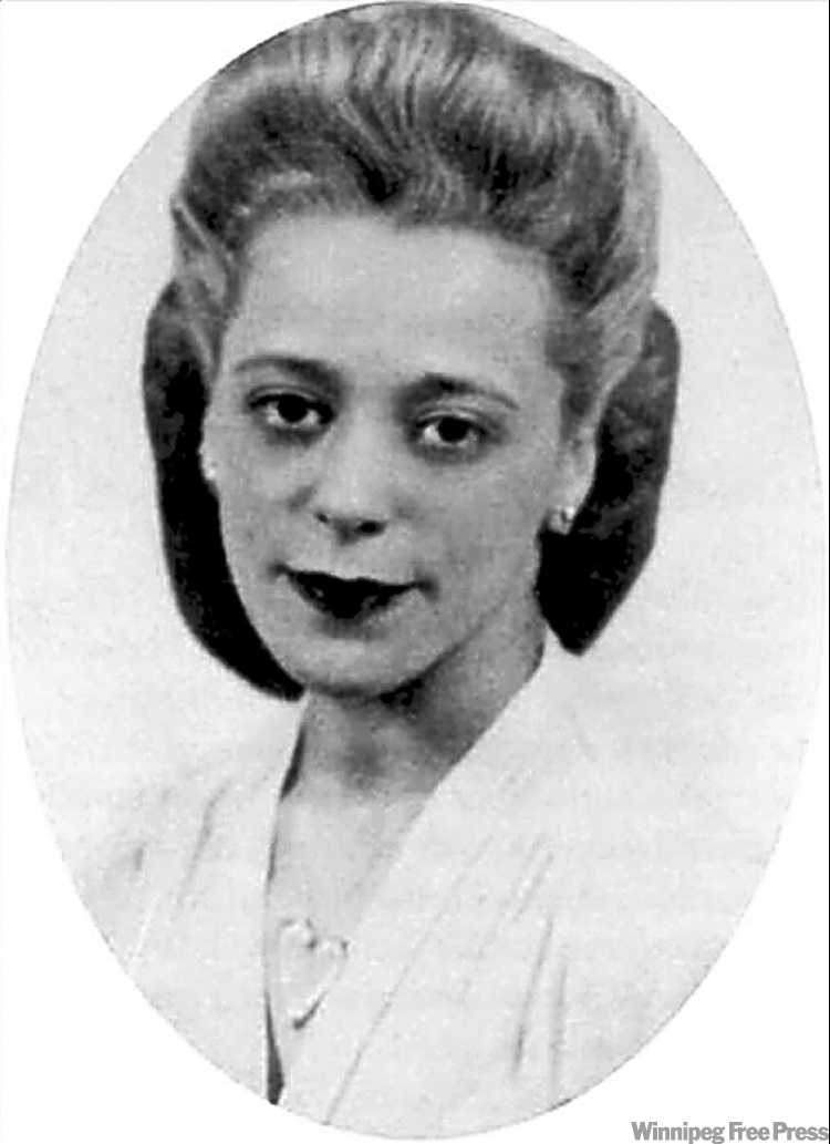 Undated archival handout photo of Viola Desmond, Effective Publishing Ltd. For Richard Foot (Canwest) [Public domain], via Wikimedia Commons